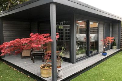 Garden Quiet Retreat Lincoln