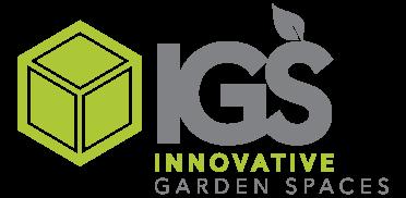 Innovative Garden Spaces Logo Footer